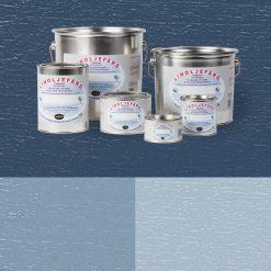 Linoljefärg - blå kulörer