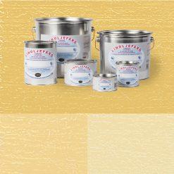 Linoljefärg - gula kulörer