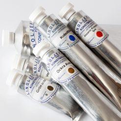 Linoljefärg för konstmåleri
