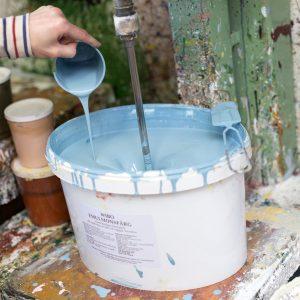 Linoljefärg specialkulör