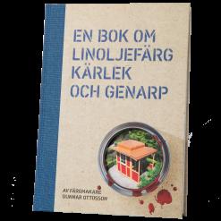 En bok om linoljefärg...